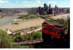 Pittsburgh incline photo
